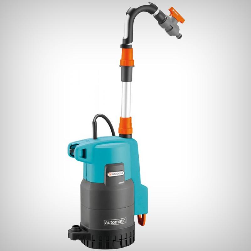 Pompa Automata Pentru Apa De Ploaie Comfort 4000/2