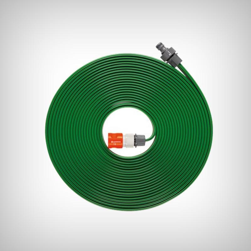 Furtun Aspersor 15 M, (verde)