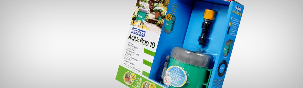 Kit Aquapod 10