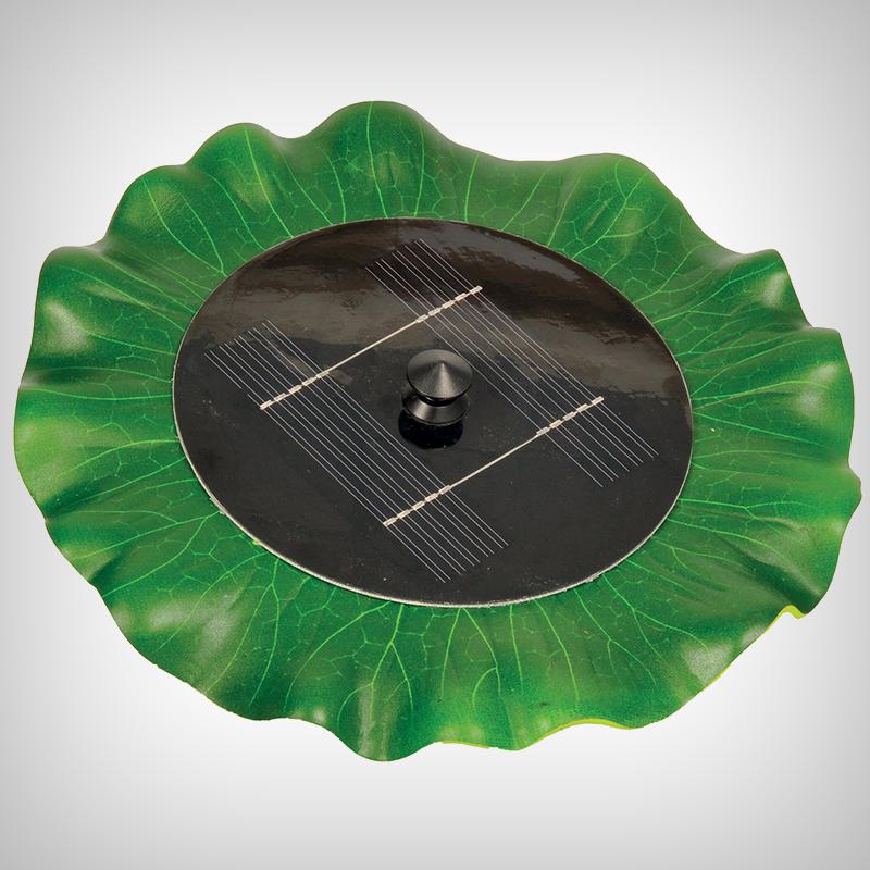 Fantana Plutitoare Solara Solar Floating Lily