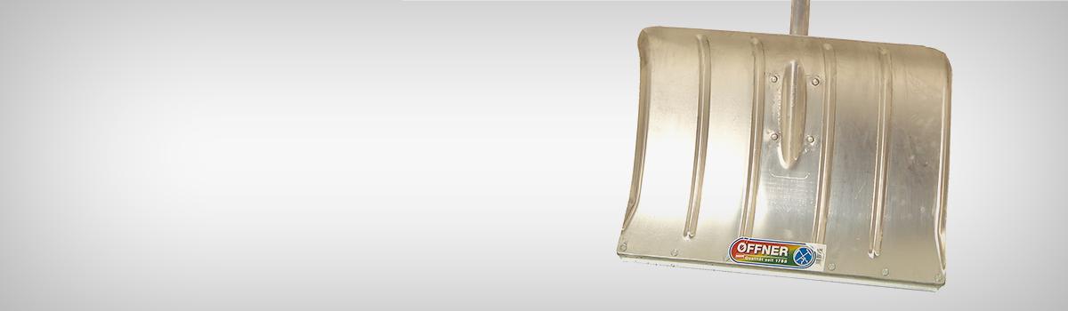 Impingator Pentru Zapada Din Aluminiu