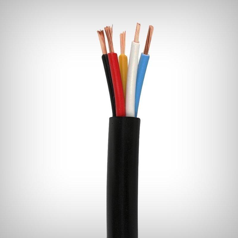 Cablu Electric Pentru Irigatii, Litat 24v 5x0,75 Mmp