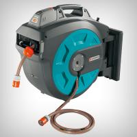 Dispozitiv de perete COMFORT pentru furtun 35 roll-up automatic li-ion