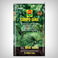 Pamant pentru plante verzi  si palmieri COMPO SANA