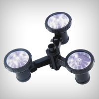 Set 3 spoturi iaz AQUAGLOW LED