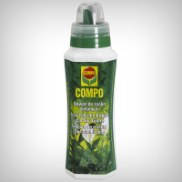 Fertilizator lichid pentru plante verzi
