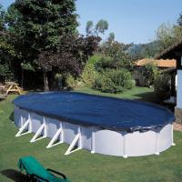 Prelata de iarna pentru piscina ovala 610 x 375cm