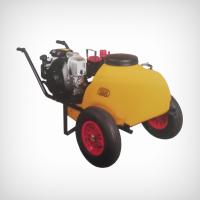 Atomizor motorizat de tip Roaba, Volpi AR252