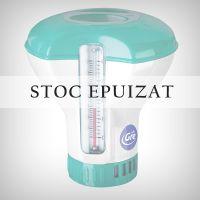 Dozator pentru tablete de 20 g cu termometru