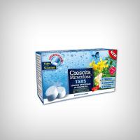 Tablete efervescente pentru plante