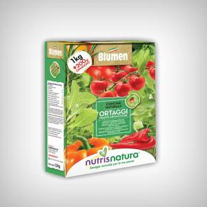 Ingrasamant organic pentru legume si plante aromatice