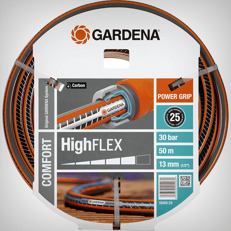 Furtun Pentru Gradina Highflex Comfort 12,5mm 50m