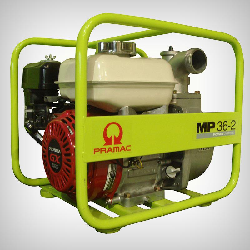 Motopompa Mp36