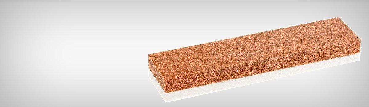 Piatra pentru ascutit foarfece, granulatie fina sau aspra