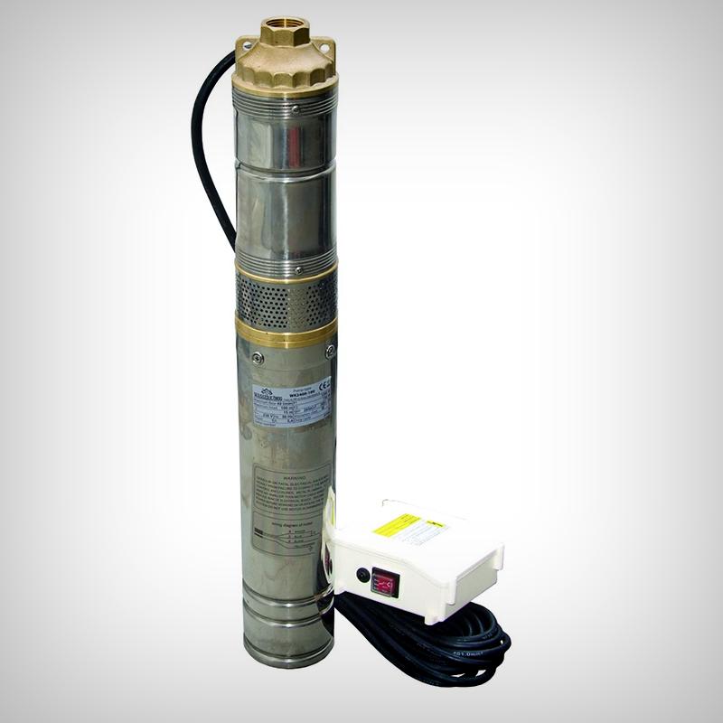 Pompa Submersibila Ape Curate Wk2400 100