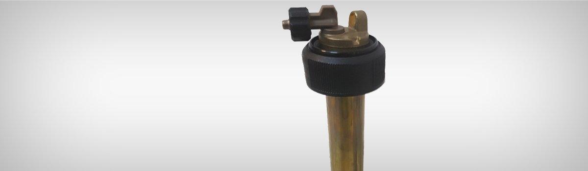 Pompant din Cupru pentru Pompe de Stropit VOLPI de 12L si 15L